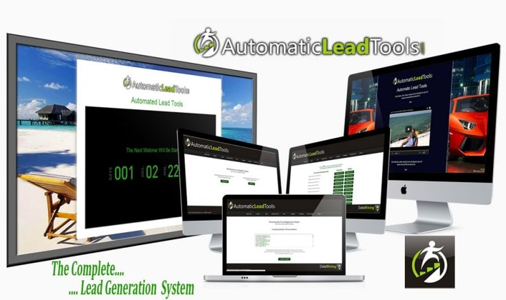 Automatic Lead Tools.The ultimate lead generation system