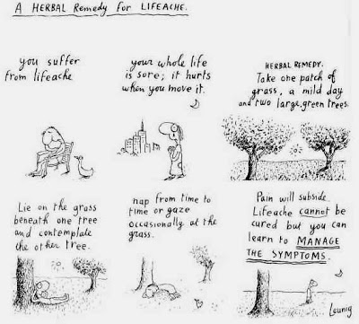 I love Michael Leunig!