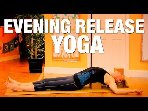 2) Evening Release Yoga Class - Five Parks Yoga - YouTube