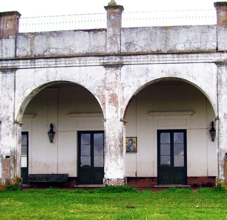 Imágenes borrosas del Rincón del Tuyú   Días de Historia