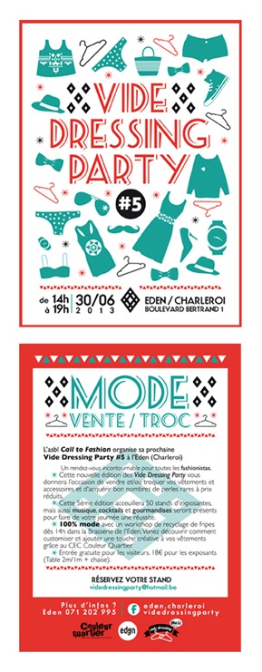 Communication Vide dressing Party