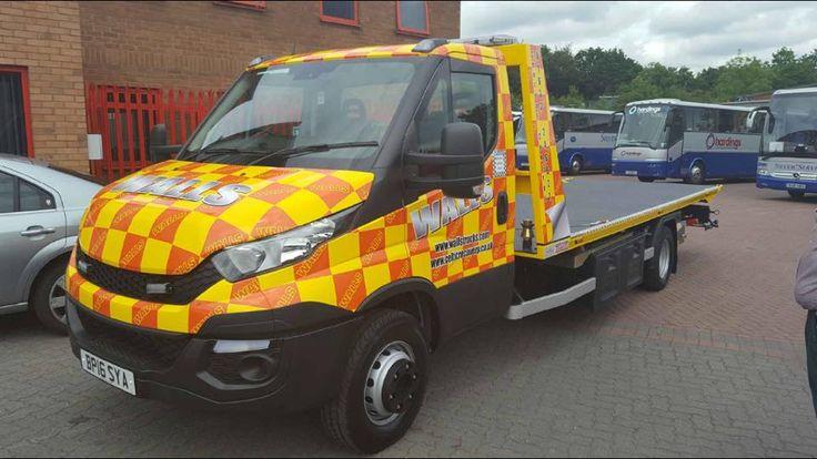 IVECO  TOW - Walls Truck Services Ltd