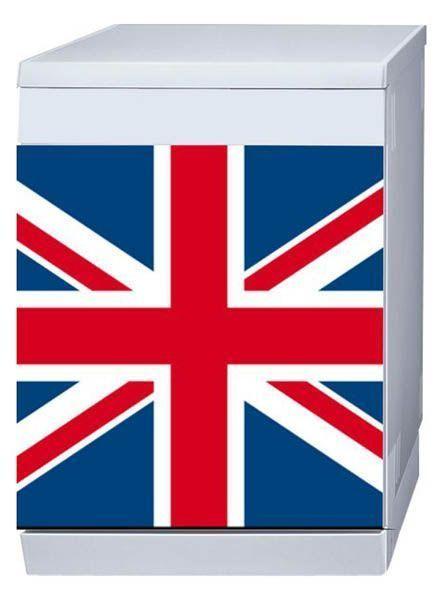 Magnet lave-vaisselle Union Jack 60x85