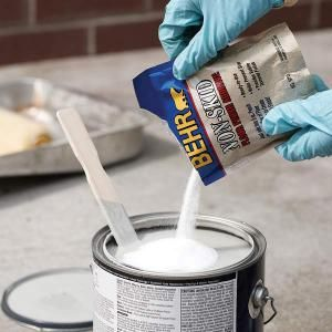 Buy a slip-resistant additive for a stair paint to make steps less slippery. It's easy and inexpensive.