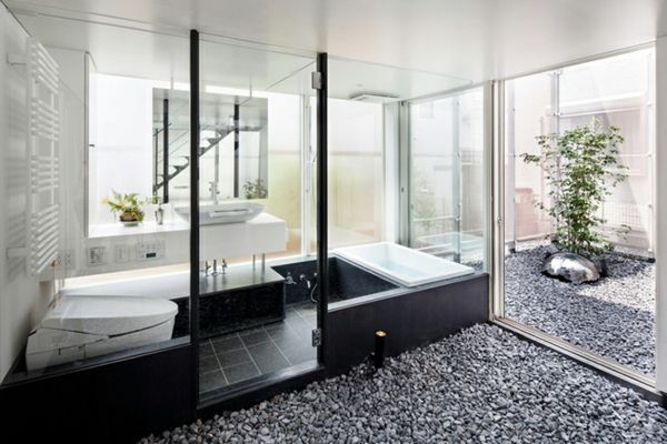 moderne wohnideen innendesign badezimmer | Architektur – moderne ...