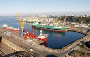 Damen Shiprepair Brest is a well-established repair yard with one of the biggest drydocks in Europe. http://damenshiprepairbrest.com