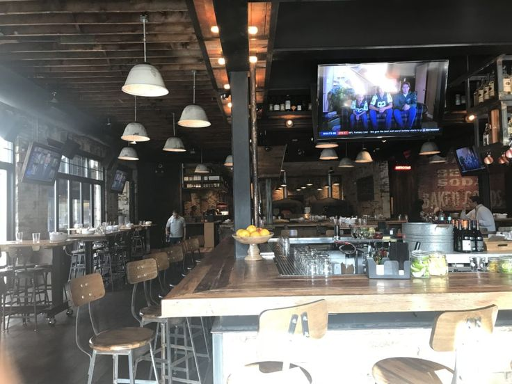 Parlor Pizza Bar in Wicker Park - Wood Fired Pizza Place in Chicago