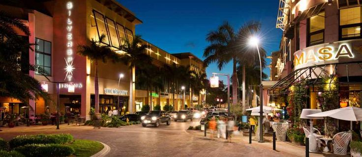 Mercato anchored by whole foods market and silverspot
