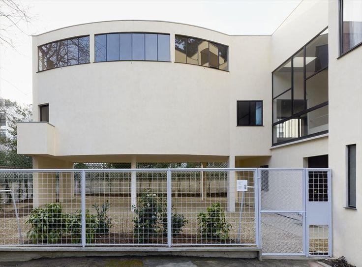 Fondation le corbusier maison la roche visites de la maison la roche 19 - Decoration maison 1930 ...