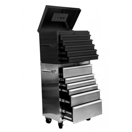 "TRINITY 27"" Stainless Steel Tool Chest- Bottom. $499.99"