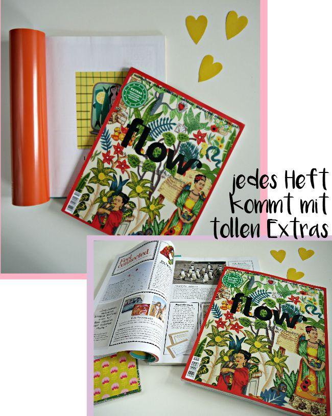 Lese Liebe und Lese Tipps - Flow Magazin das Magazin für Papier Liebhaber und für einen langsamen bewussten Lebensstil