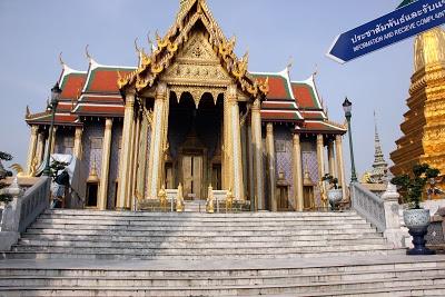 http://www.vietnamitasenmadrid.com/tailandia/gran-palacio-real-bangkok.html. Panteon Real - Templo del Buda Esmeralda