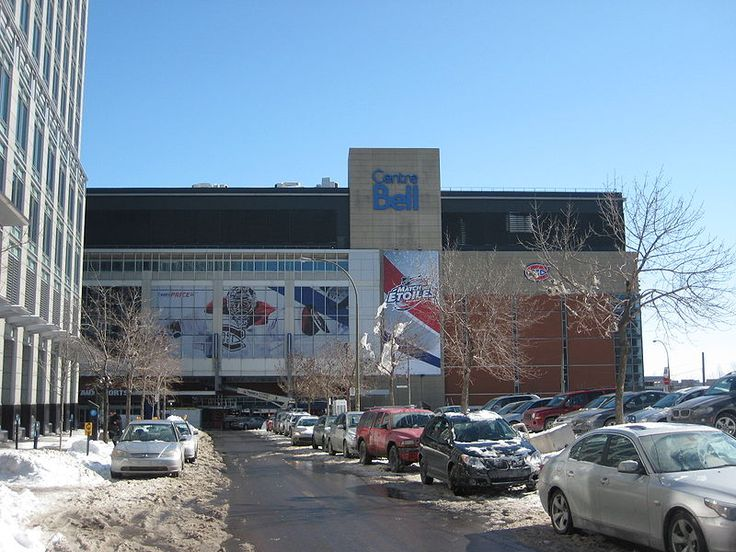Bell Centre, Montreal QC