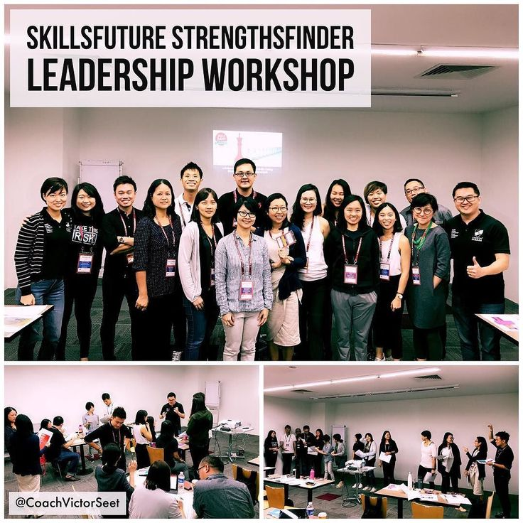 #Singapore #SkillsFuture #StrengthsFinder #Workshop. This was a #CliftonStrengths #Leadership workshop open to the public. Among the participants there were entrepreneurs retail managers a business administrator a vice-principal from a local school a branding and marketing manager pastors a HR manager and a leader in a VWO. In the workshop the leaders from the different industry shared about their leadership experiences with each other. It was very fun and interactive as everyone go deeper…