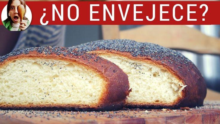 PAN CASERO DE PAPA: EL PAN QUE NO ENVEJECE / Receta de pan casero