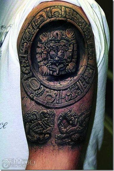crazy tattoo
