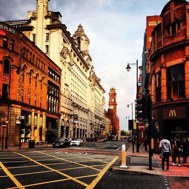 Una de las ciudades más grandes de Inglaterra.