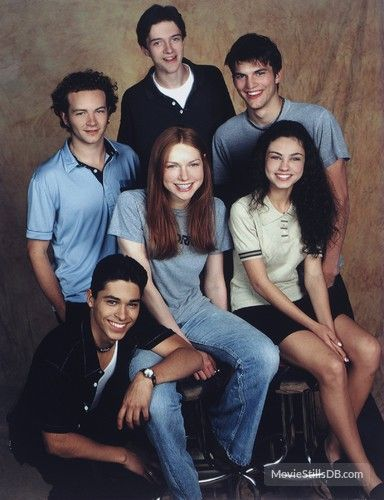 That 70s Show Cast. I could watch the repeats over and over!!