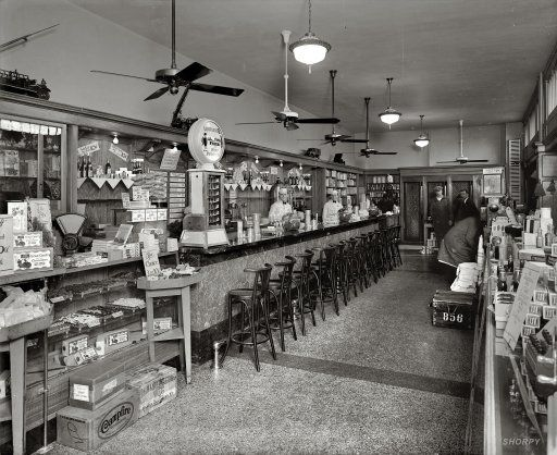 17 Best Images About Malt Shop Soda Fountain Luncheonette