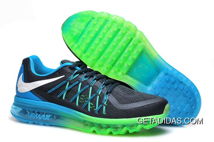 https://www.getadidas.com/nike-air-max-mens-black-blue-green-running-shoes-topdeals.html NIKE AIR MAX MENS BLACK BLUE GREEN RUNNING SHOES TOPDEALS Only $87.60 , Free Shipping!