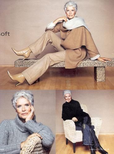 Susanne Schoneborg Fashion styles for women over 50…  ugh.  thatll be me in on