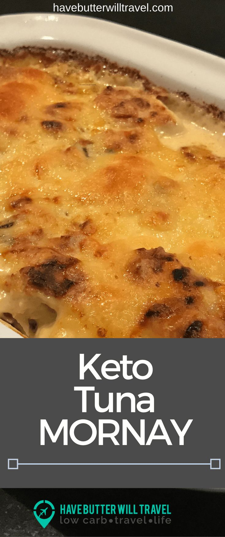 This keto tuna mornay recipe will have you reminiscing the good old days. An excellent option for families, kids will love this.