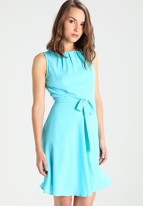Dorothy Perkins Petite Sukienka letnia - turquoise za 169 zł (14.07.17) zamów bezpłatnie na Zalando.pl.
