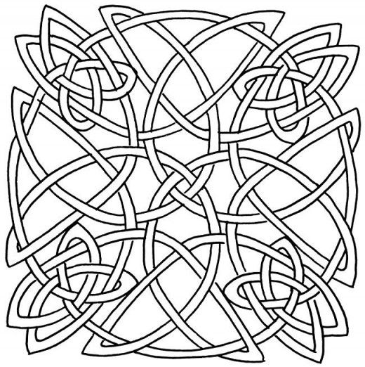 Geometric Art Coloring Book : 324 best mandala images on pinterest