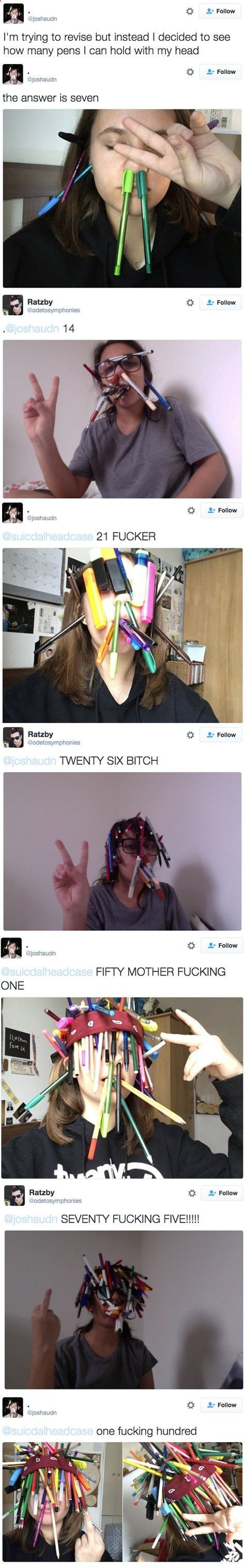 When this competition went from 0 to 100 real quick. | 34 Times Twitter Was So…