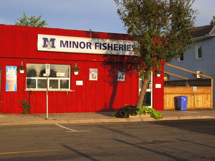 Local Foods: Minor Fisheries Ltd., Port Colborne - Menu, Prices & Restaurant Reviews - TripAdvisor
