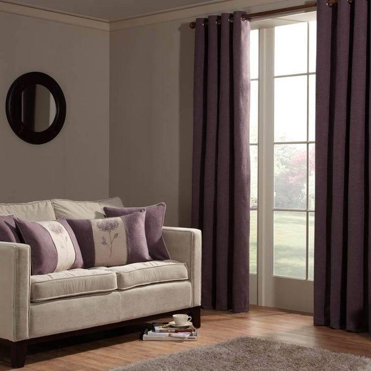 best 25+ purple eyelet curtains ideas on pinterest | purple