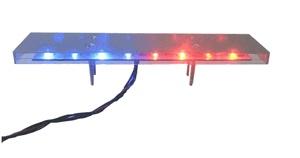HobbyPartz 1/10 Scale LED Police Light Bar