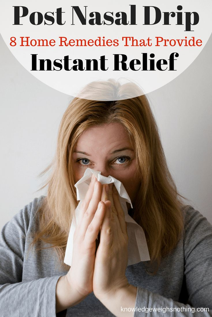 8 simple home remedies that provide immediate and lasting relief from PND