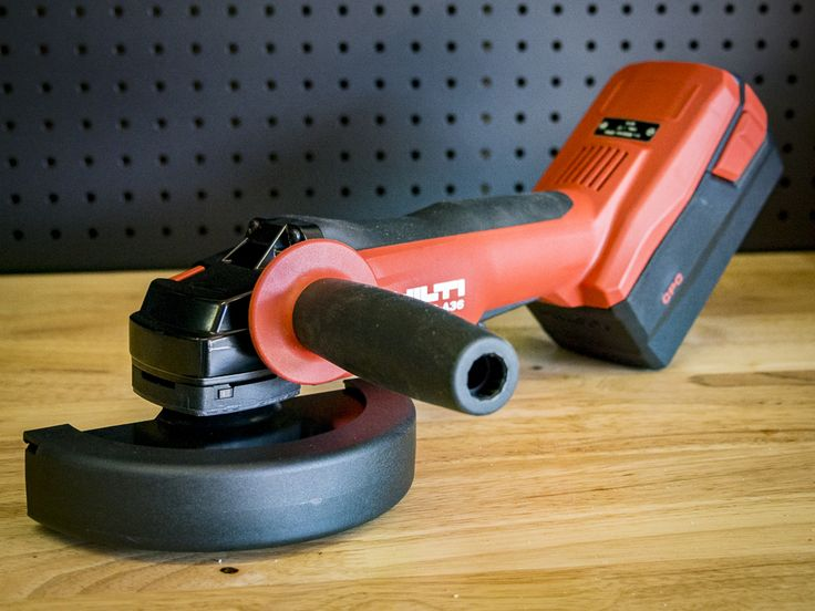 If it's another day at the ol' grindstone, so make sure you have the right tool for the job. The Hilti AG 600 A-36 Angle Grinder may be your answer!  #hilti #grinder #anglegrinder #metal #powertools  https://www.protoolreviews.com/tools/power/cordless/grinders-sanders-cordless/hilti-ag-600-a-36-angle-grinder/31050/
