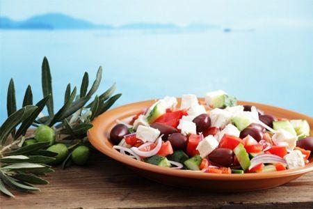 grieks eten en drinken