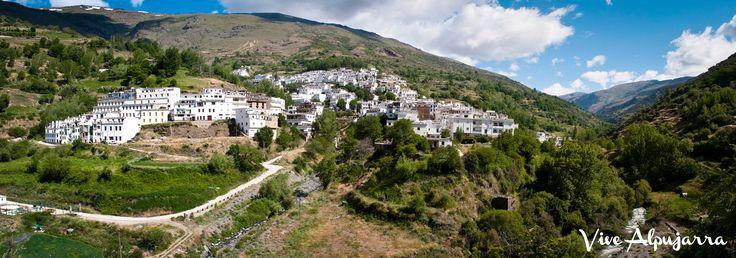 Pueblo de Jamón&Naturaleza.  Vive Alpujarra