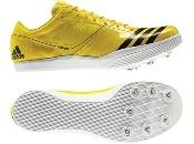 ADIZERO LJ 2 #Adidas #LongJump #TrackandField #FieldEvent #Yellow