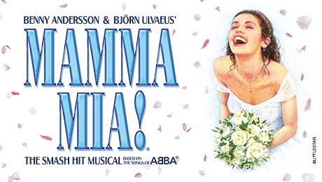 Buy here direct from the theatre for the best choice of seats. MAMMA MIA! Tickets from £17.50
