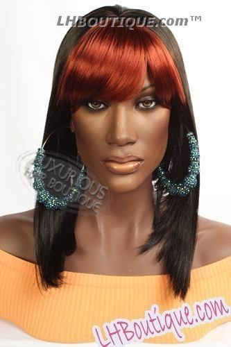 Luxe Beauty Supply - Feel Free Synthetic Hair Wig - Nickimi (Final Sale) (http://www.lhboutique.com/feel-free-synthetic-hair-wig-nikimi-final-sale/) #Wigs #LuxeBeautySupply