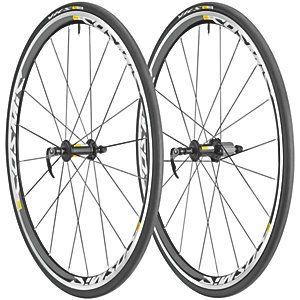 Mavic Cosmic Elite S Road Wheelset 2014 | Chain Reaction Cycles