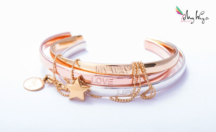 Bangle & Necklace Star