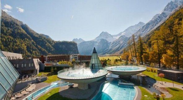 #Wellness #Spa #Pool #Hotel #Tirol #Austria #Österreich #Europe #Europa #Travel #Reisen #Opodo