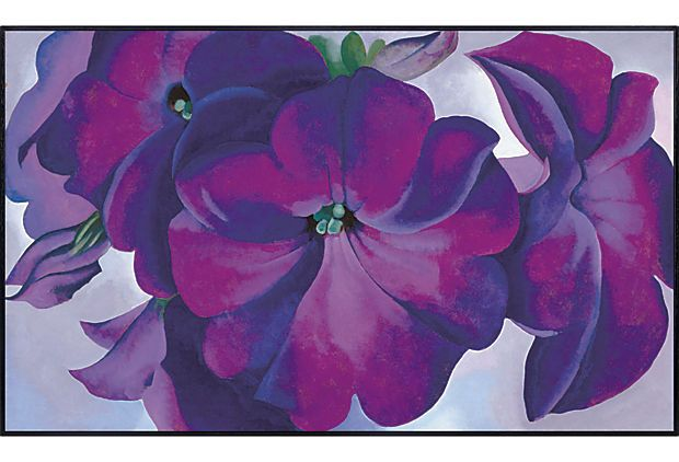 O'Keeffe/Petunias, 1925: Georgia Okeeff, Wall Art, Summer Flowers, Georgia O' Keeff, One King Lane, Art Prints, Petunias 1925, Onekingslan Com, Georgiaokeef