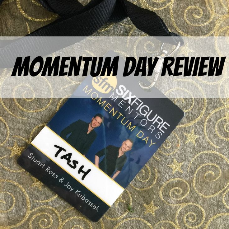 My Momentum Day Review for Six Figure Mentors