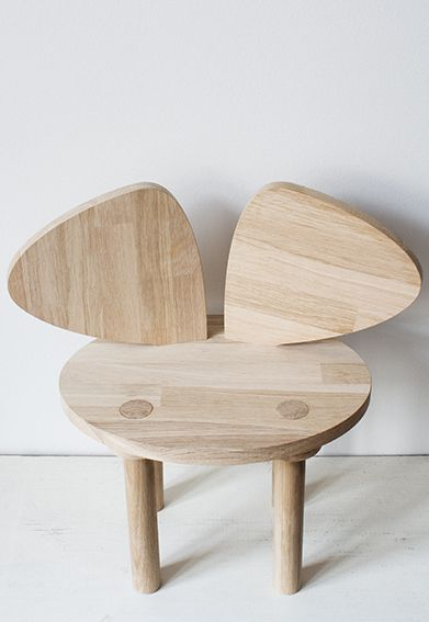 Mouse chair by Nofred