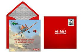 Image result for disney planes invitations