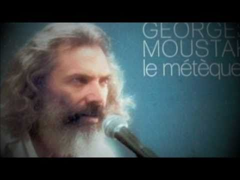 Georges Moustaki - Le Meteuqe - YouTube