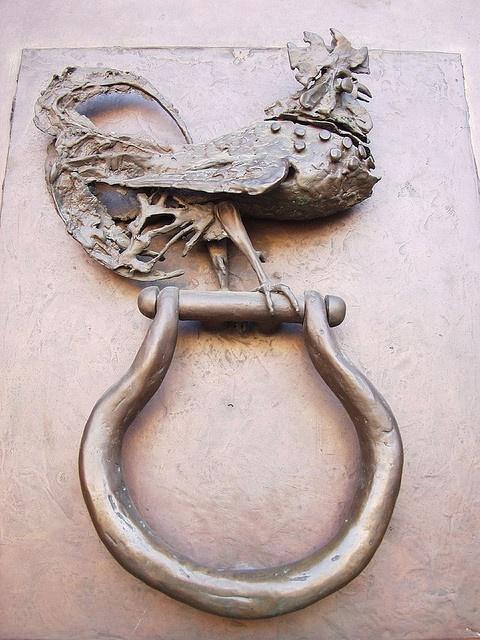 Verona Door Knocker