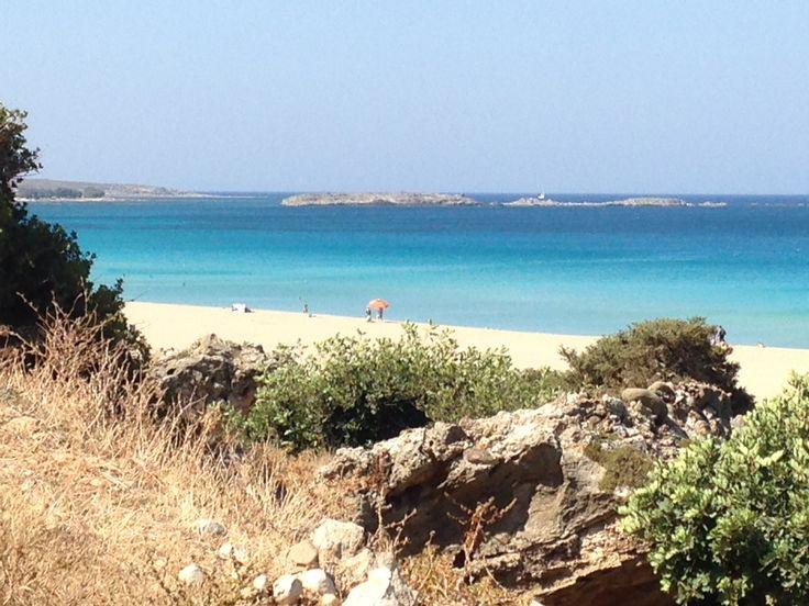 Crete, Falassarna beach