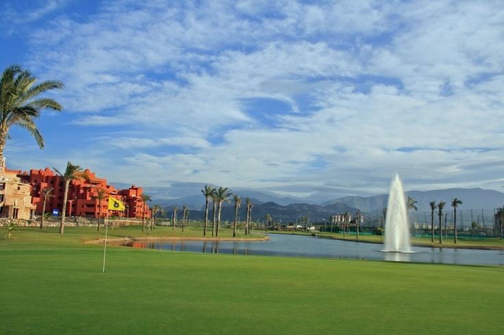"Golfplatz ""Los Moriscos"" im ROBINSON Club Playa Granada"